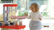 Cocina Bon Appetit de Smoby 310804 (Spot TV)