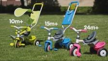 Triciclo Baby Balade de Smoby