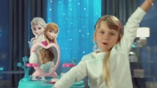 Tocador Frozen de Smoby 320203 (Spot TV)