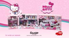Hello Kitty playsets
