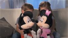 Peluches Mickey y Minnie 61 cm